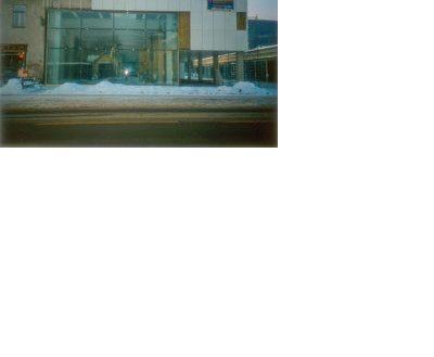 Rohbau des neuen Firmengebäudes an der Anschrift Hauptstraße 31a