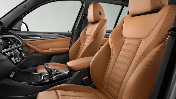 BMW X3 M Innenraum