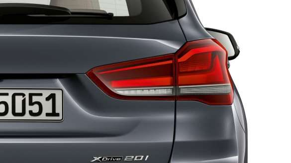 BMW X1 Heckleuchten in LED Optik