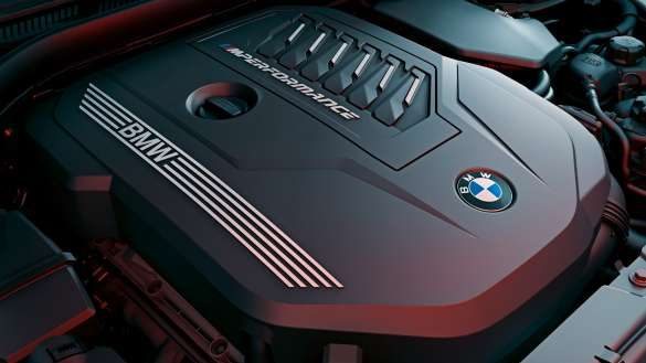BMW TwinPower Turbo 4-Zylinder Benzinmotor