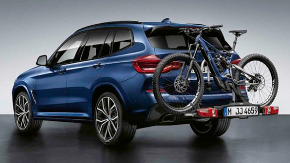 BMW Fahrradheckträger Pro2.0
