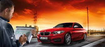 BMW Klimacheck