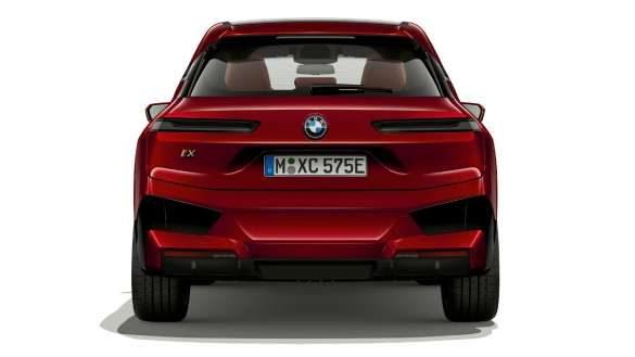 BMW iX Heckdesign