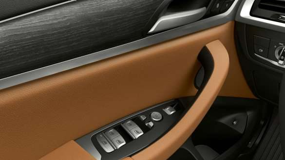 BMW X3 G01 Galvanikapplikation für Bedienelemente 2021