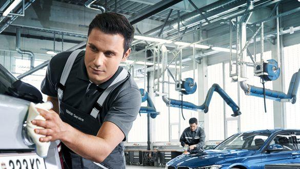 Fahrzeugpflege Autohaus Mann